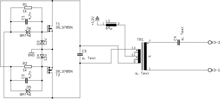 elektronisches vorschaltger t f r natriumdampf. Black Bedroom Furniture Sets. Home Design Ideas